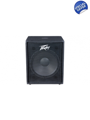 "PV118D 18"" Peavey Powered Sub Reconditioned Pair"