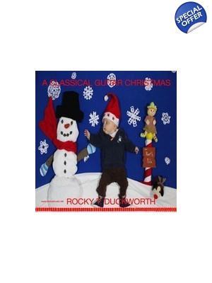 A Classical Guitar Christmas from Rocky T. Duckworth