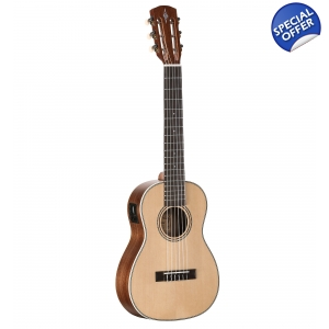Alvarez AU70WBE/6 6 String Acoustic Electric Ukulele