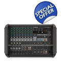 Yamaha EMX5 12 Input Powered Mixer wit..