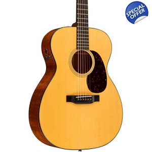 Martin 000-18E Acoustic Guitar with hard case & ..