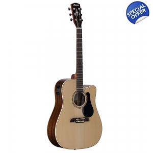 Alvarez RD28CE Acoustic Electric Guitar