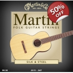 Martin Silk & Steel Guitar S..
