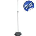 Microphone Stand Peavey Round Base
