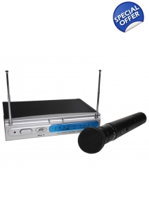 PV-1 Wireless Mics