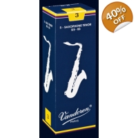 Vandoren Tenor Sax Reeds Box of 5