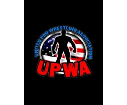 UPWA Black T-Shirt Children's All Sizes/Adult Small-Large
