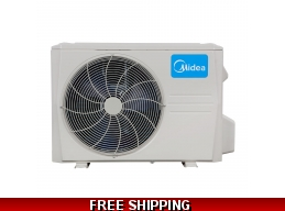 9000 btu 24.7 SEER DLCSRA Single Zone Outdoor Unit