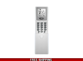 Universal Remote Control For Ductless Mini Split Systems