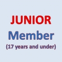 Junior Member  aged 17 and under