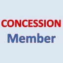 Concession 2017 Member - aged 65 or over