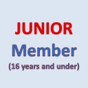 Junior Member  aged 16 and under