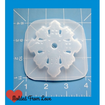 Dr. Who 1 Snowflake Ornament..