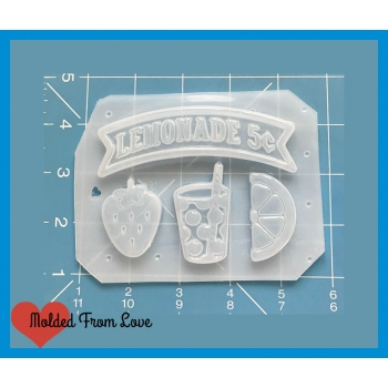 MFL Retro Brooch R..