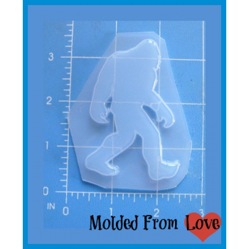 Bigfoot Handmade Plastic Mold