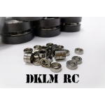 [DK] 1/16 Metal Road Wheels with Swing arms set for T-90 tank