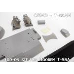 [OKMO] 1/16 Polish T-55AM Merida Add-on Kit for Hooben T-55A