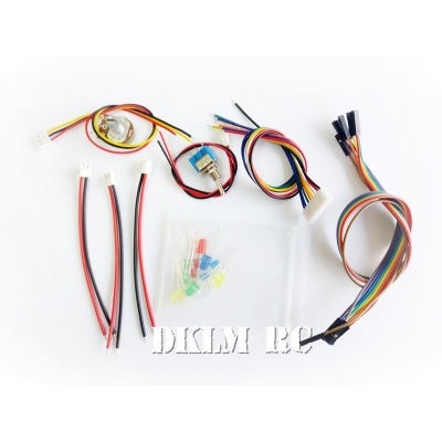 [DKLM] Clark TK Series Component and Cable Package