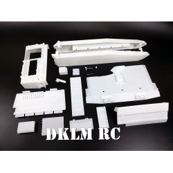 [OKMO] Leopard 2A7+ Add-on kit for 1/16 Leopard 2 rc tank