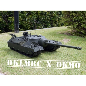 [OKMO] 1/16 US T28/95 GMC rc..
