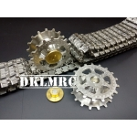 [DK] Stainless Steel Sprocket For Tamiya 1/16 Panther/Jagdpanther 56022/56023