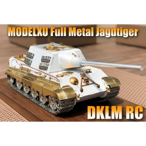 [MODELXU] 1/16 RC Full Metal..