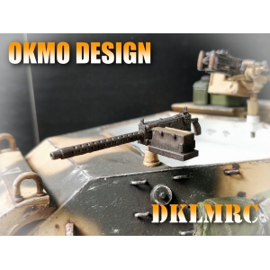 [OKMO] HIGH DETAIL 1/16 Brow..