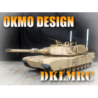[OKMO] HIGH DETAIL 1/16 US Army Crew Duke IED An..