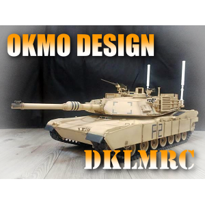 [OKMO] HIGH DETAIL 1/16 US A..