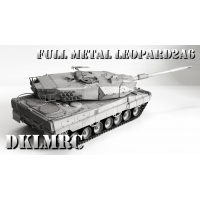 [CS] 1/16 Complete Full Metal Leopard 2A6 tank kit