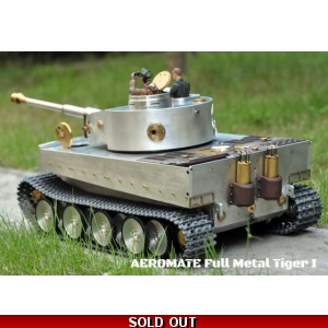 [AM] 1/16 Full Metal Tiger I..