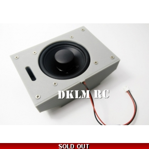 [DK] 3DP speaker box for Hoo..