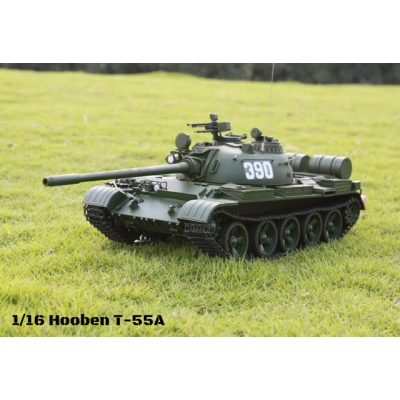 [HB] 1/16 New Soviet Medium Tank T-55A kit