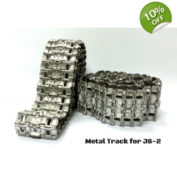 [DK] Metal Track For Tamiya 1/16 JS-2 Tank Kit 5..