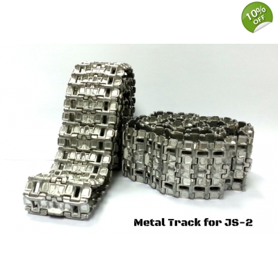 [DK] Metal Track For Tamiya 1/16 JS-2 Tank Kit 56034 56035