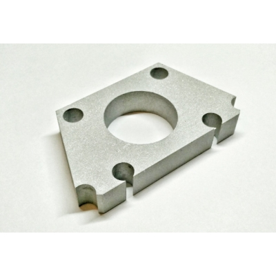 [DK] Metal Gear Box Brace for 1/16 Tamiya M26 Pershing kit 56015