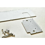 [DK] Metal Protect Plate for Tamiya 1/16 R/C Leopard 2A6 kit 56019