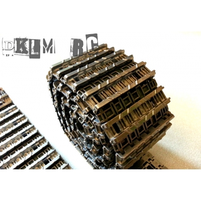 [DK] Stainless Steel Track For Tamiya 1/16 King Tiger Kit 56017