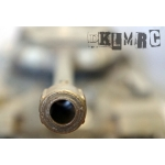 [DK] Cast Metal Muzzle Brake for TAMIYA 1/16 JS-2 Tank 56034 56035