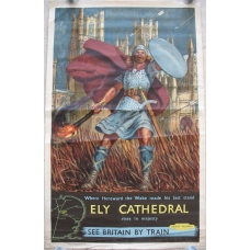 Ely Cathedral - Cattermole
