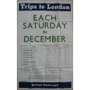 Trips to London - West Midlands