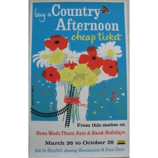 Buy a Country Afternoon Ticket