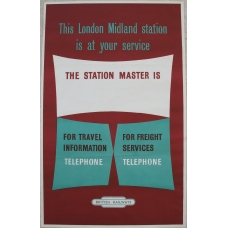 The Station Master is