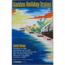 South Devon Holiday Trains