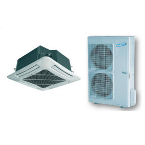 AirCon Cassete Mini Split Heat Pump 16 SEER 48,000 BTU