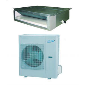 AirCon Ducted Mini Split Heat Pump 16 SEER 18,000 BTU