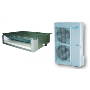 AirCon Ducted Mini Split Heat Pump 16 SEER 48,000 BTU