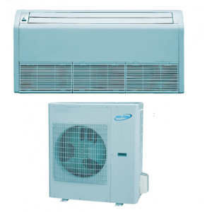 AirCon Floor & Ceiling Mini Split Heat Pump 16 SEER 24,000 BTU