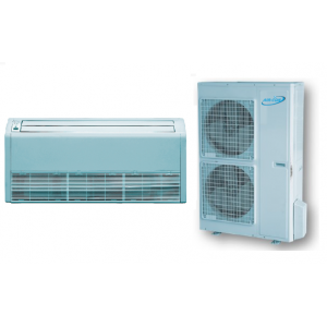 AirCon Floor & Ceiling Mini Split Heat Pump 16 SEER 48,000 BTU