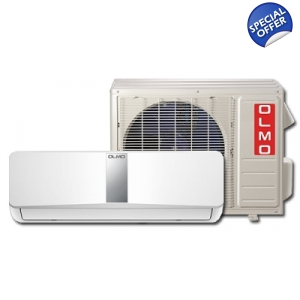 Olmo 9000 Btu 15 Seer 110V Mini Split Heat Pump ..